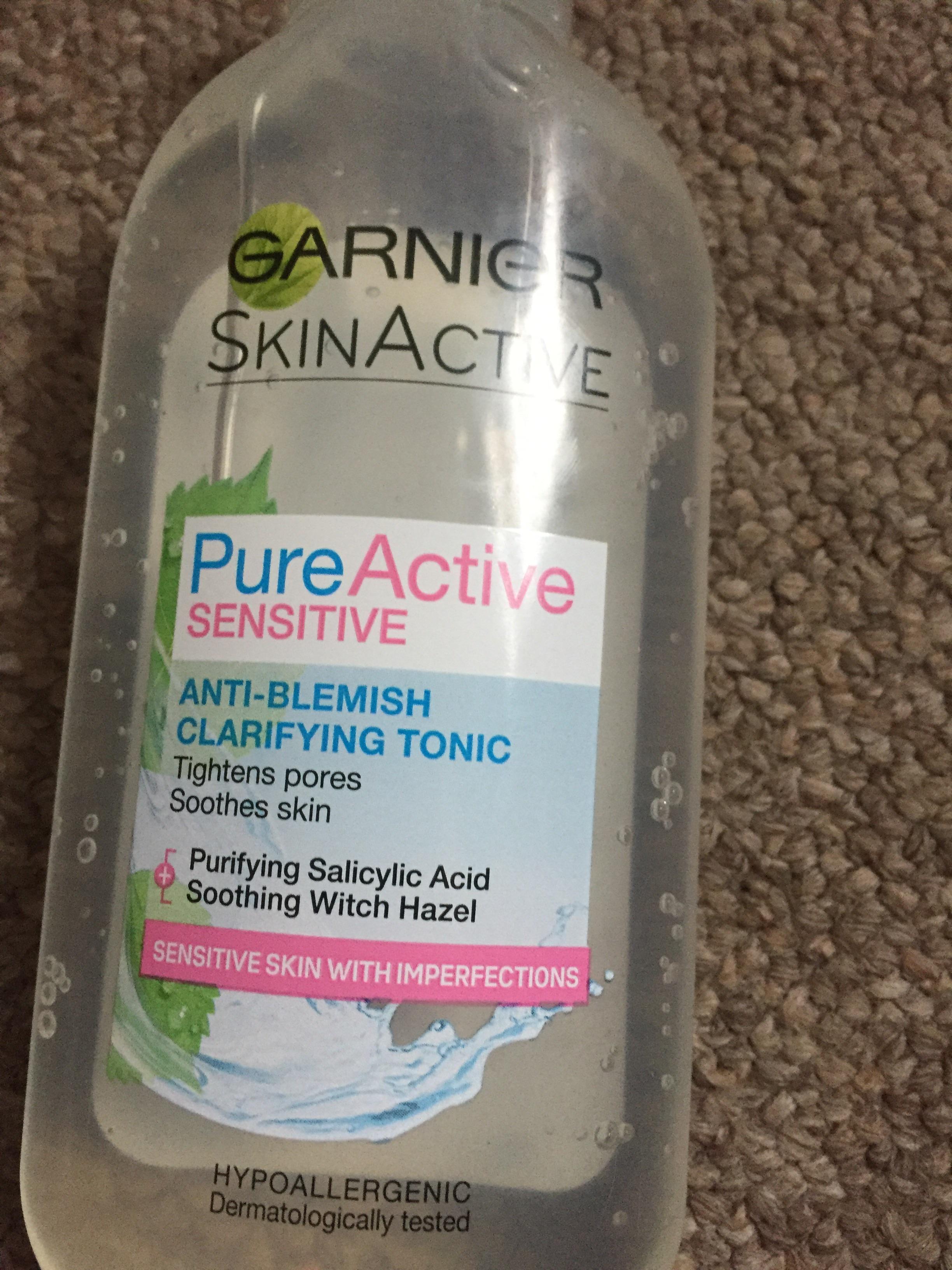Garnier pure active sensitive - 50p instore @ Superdrug