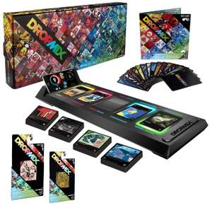 Hasbro DropMix DJ Music Mixing System Bundle – Includes free Playlist Pack + 2 Discovery Packs @ Amazon / Sold by: net_price_direct