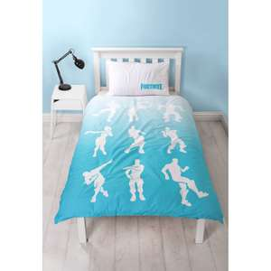 Fortnite OFFICIAL bedding, pre-order for xmas delivery from Zavvi - Single £25 + 99p Delivery