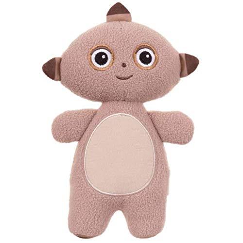 NEW! In the Night Garden Cuddly Collectable Makka Pakka Soft Toy, 17cm @ Amazon £4.78 Prime £9.27 Non Prime.