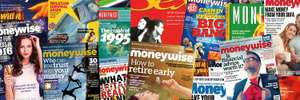 Get a free copy + free postage of Moneywise magazine (worth £3.95)