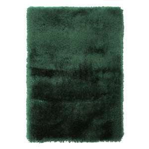 Emerald Jewel Shaggy Rug  prices starting @  £19.75 + Delivery @  Dunelm