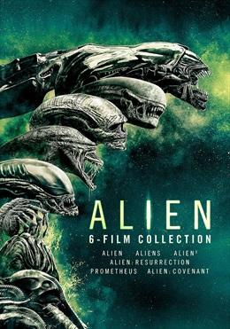 Alien 1-6 Boxset HD Digital £8.99 at Sky Store