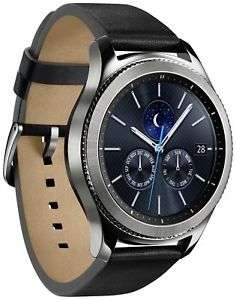 Samsung Gear S3 4GB Classic Smart Watch (Refurb) £142.99 (£121.54 selected accounts) delivered at Argos/Ebay