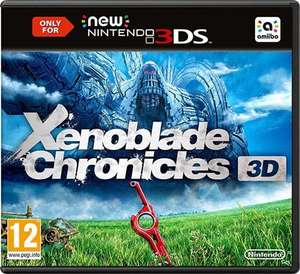 Used Xenoblade Chronicles 3D £15 @ CEX