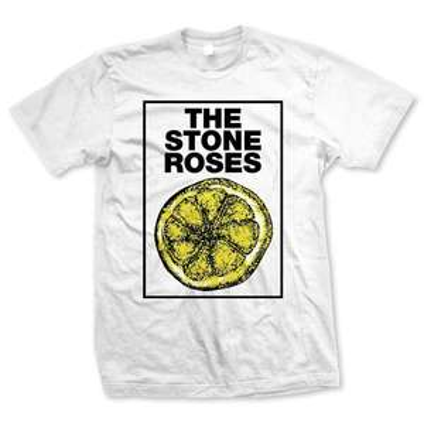 Unisex Stone Roses band T-shirts £5 (£1.95 postage) @ Universal Music