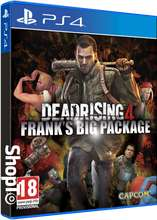 Dead Rising 4: Frank's Big Package £13.85 on PS4 £13.85 @ ShopTo