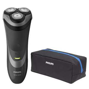 Philips Series 3000 Wet and Dry Men's Electric Shaver with Pop-up Trimmer  ( 100% Waterproof) and Travel Pouch  £44.99 @ Amazon ( DOTD)