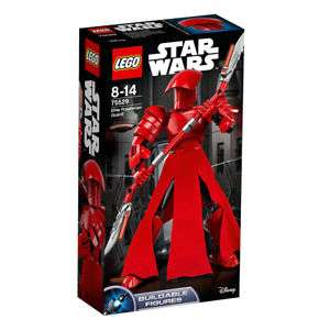 Lego Star Wars 75529 Elite Praetorian Guard Building Kit 92 Pieces For 8 years+  £12.00 Delivered by Tesco Outlet on eBay