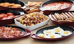 Unlimited Breakfast £4.89 at Toby Carvery