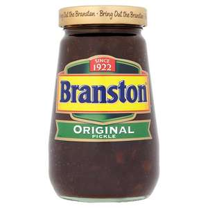 Branston Pickle 720G OR Branston Small Chunk Pickle 720G £2 at Tesco