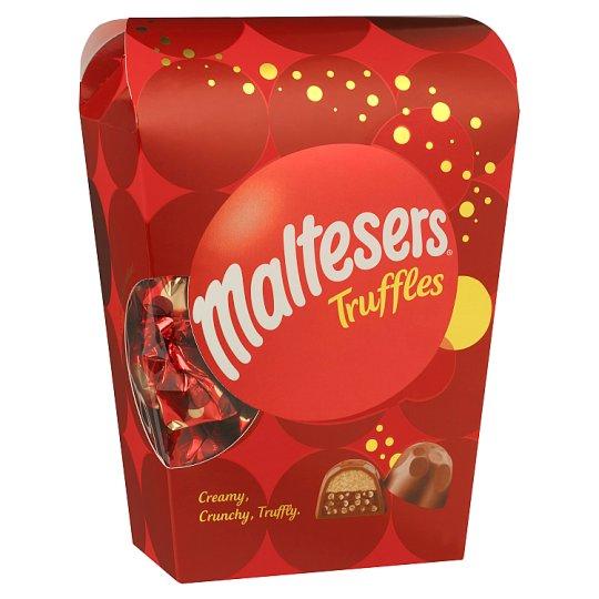 Maltesers Truffles Large Gift Box 336G at Tesco for £3.50