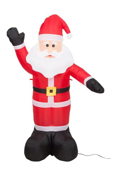 1.5 metre inflatable santa £13.59 @ Mountain warehouse