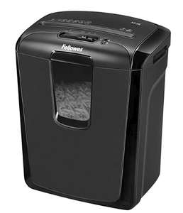 Fellowes Powershred M-8C 8 Sheet Cross Cut Personal Shredder With Safety Lock (Was £117, 66% off) - £39.95 @ Amazon