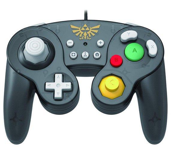 Super Smash Bros Nintendo Switch Gamepad Controller £21.99 @ Argos (C&C)