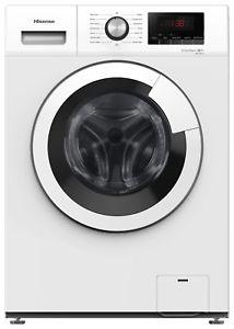 Hisense WFHV9014 9KG LED Display 1400 Spin A+++ Washing Machine - White £224.10 w/code @ Argos ebay