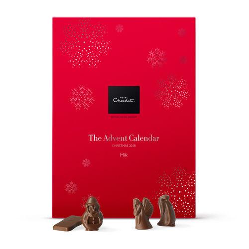 Hotel Chocolat Advent calendars half price (Milk, Dark £6.25, Kids £4) @ Hotel Chocolat (Free C&C)