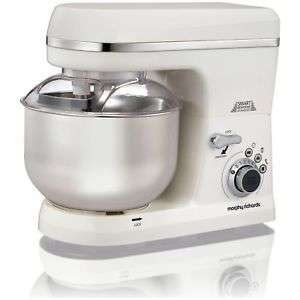 Morphy Richards 400015 Total Control Stand Mixer - White £56.69 @ Argos eBay Free Delivery