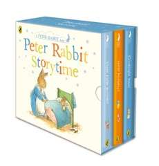Peter Rabbit Storytime 3 Book Slipcase @ WHSmith. Was £17.97, Now £6