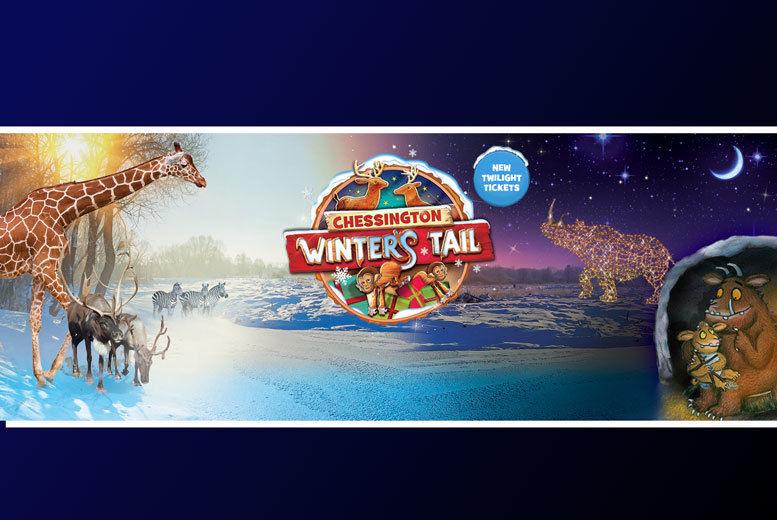 Twilight Christmas Stay £99 Chessington World Of Adventures via Wowcher