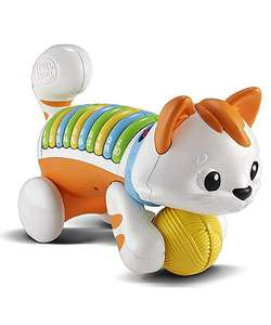 LeapFrog Crawl and Count Musical Kitty was £19.99 now £9.99 @ Mothercare Free C & C