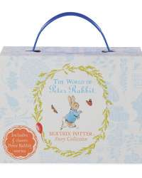 Peter Rabbit 5 Book Collection with carry case - £8.99 @ Aldi