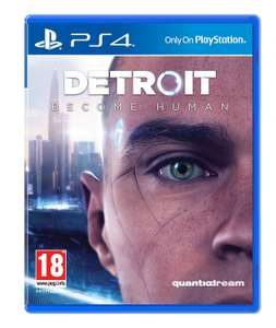 Detroit: Become Human (PS4) for £16 @ Tesco