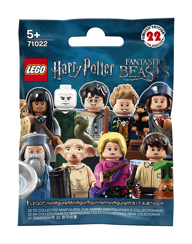 LEGO Minifigures Harry Potter and Fantastic Beasts - £2.25 (Prime / + 99p non Prime) @ Amazon