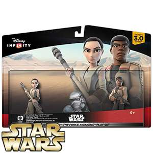 Disney Infinity 3.0 Star Wars: The Force Awakens Play Set - £2.99 @ Home Bargains