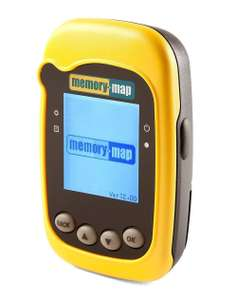 Memory-Map Bike 250 GPS trip computer - WAS £69.99 now £17.50 @ Snooper