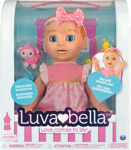 Doll luvabella discount offer