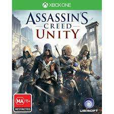 Assassin's Creed Unity Xbox One - Digital Code - 99p @ cdkeys