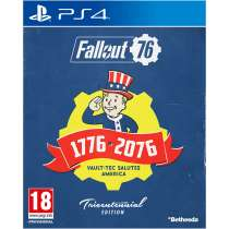 Fallout 76 TRICENTENNIAL EDITION at Game for £39.99