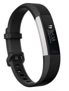 FitBit Alta HR Fitness Wristband black and blue large £89.99 @ Amazon