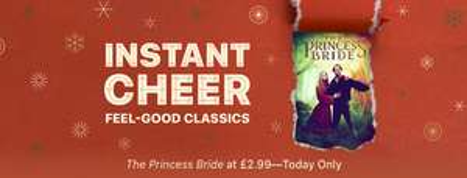 The Princess Bride 'Instant Cheer' @ iTunes £2.99