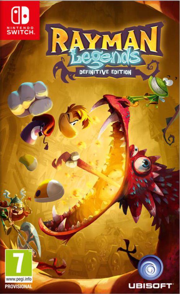 Rayman Legends - Definitive Edition (Nintendo Switch) for £17.95 delivered @ Coolshop