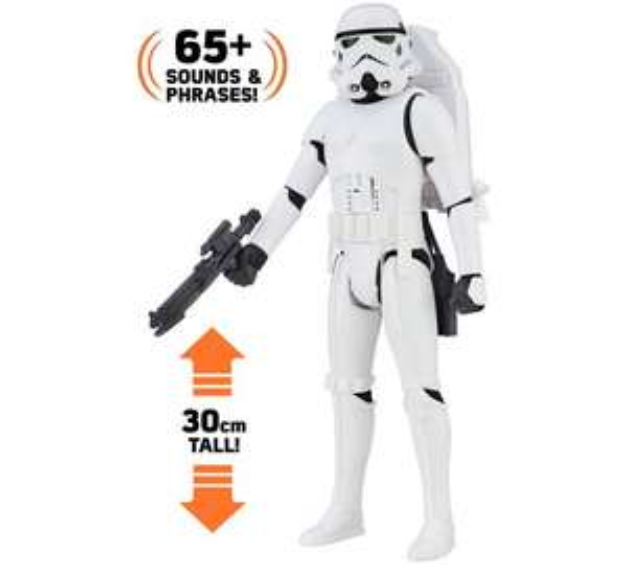 Star Wars talking figure £7.99 @ Argos