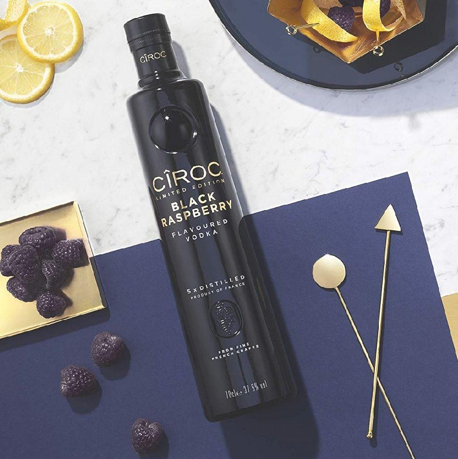 Ciroc Black Raspberry Flavoured Vodka, 70cl £28.99 @ Amazon