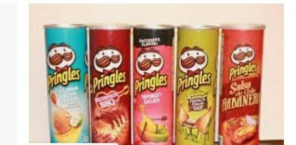 £1 Pringles instore at Morrisons Nationwide
