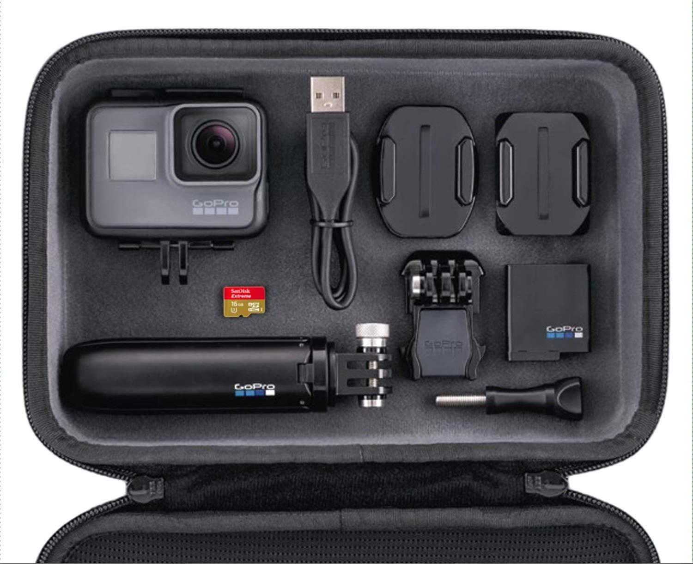 GoPro HERO5 Action Camera Bundle (Includes Casey, Shorty + 16 GB Memory Card) - Black £229.99 @ Amazon
