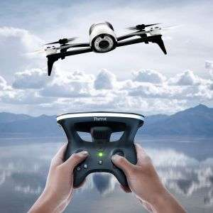 Parrot Bebop 2 Drone with Skycontroller and FPV glasses Menkind