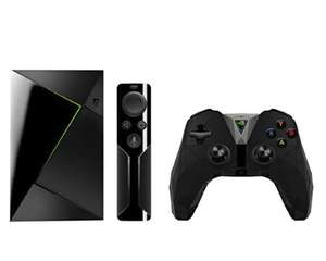 NVIDIA SHIELD with Remote & Controller £159 @ Amazon