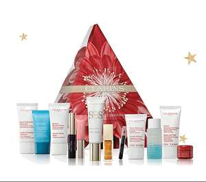 20% off Clarins 12 Days of Christmas Calendar was £60 now £48 (worth £126) + 3 Free Samples @ Clarins