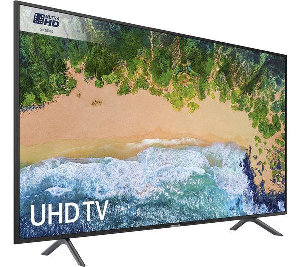 SAMSUNG UE40NU7120 40 inch SMART 4K UHD TV £288.15 w/code @ Crampton and moore ebay