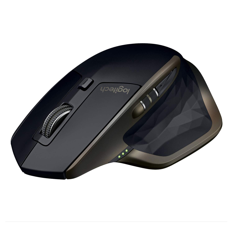Logitech MX Master AMZ Wireless Bluetooth Mouse For Windows and Mac - Black £44.99 @ Amazon