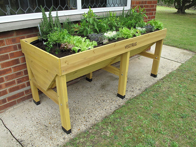 VegTrug Medium Raised Bed Planter @Amazon UK £127.49