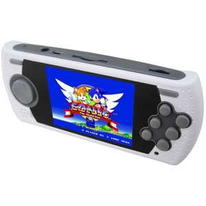 Ultimate Sega MegaDrive Handheld with 85 games - 40% off & free standard delivery at Urban Outfitters for £36