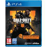 Call of Duty: Black Ops 4 Specialist Edition PS4 / XBOX ONE £37.99 - Only at GAME