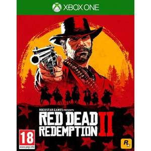 Red Dead Redemption 2 XBox One at The Game Collection for £46.95