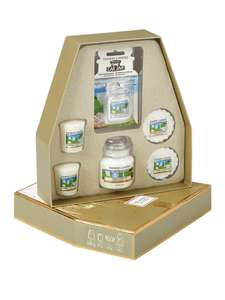 Yankee Candle Fragrance Gift Set – Clean Cotton VERY
